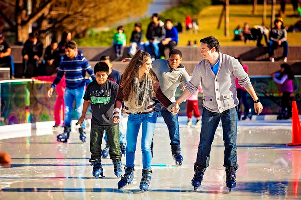 The ICE @ Discovery Green