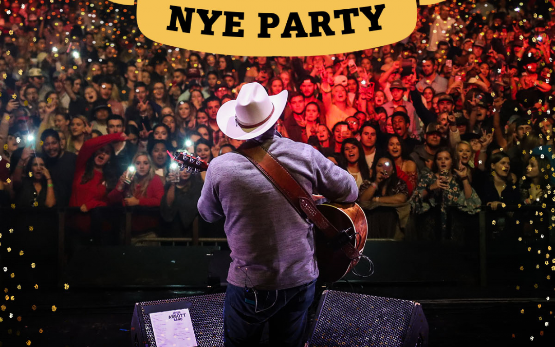 Live Music: NYE Josh Abbott Band