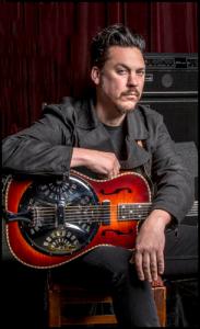 Live Music: Jesse Dayton @ McGonigel's Mucky Duck