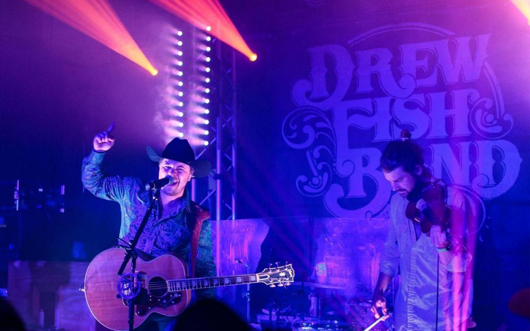 Live Music: Drew Fish Band / Jon Stork