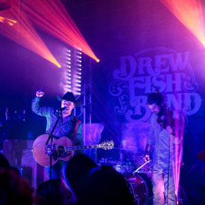 Live Music: Drew Fish Band / Jon Stork @ Granada Theater