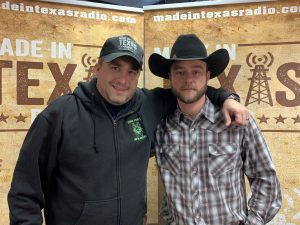 Studio Session: Jarrod Sterrett @ Made In Texas Radio Studio