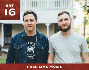 Live Music: The Powell Brothers @ The Rustic