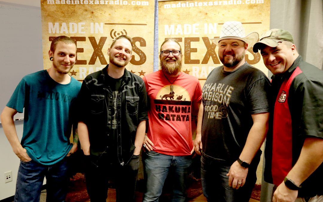 Made In Texas Studio Sessions – Encore Presentation – Cody Wayne Band