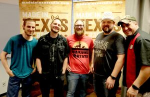 Made In Texas Studio Sessions - Encore Presentation - Cody Wayne Band @ Made In Texas Radio