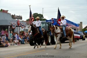 Independance Day Celebration - Round Top, TX @ Round Top