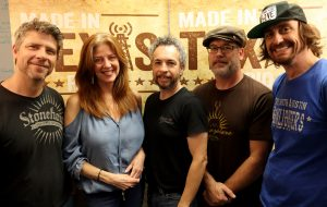 Studio Sessions: South Austin Moonlighters @ Made In Texas Radio