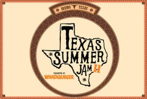 Live Music: Texas Summer Jam @ The Pavilion At Toyota Music Factory