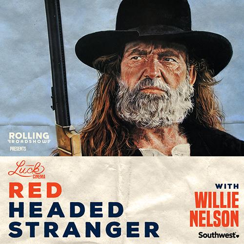 Luck Cinema – Red Headed Stanger