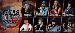 Texas Country Music Association 2019 Awards Show @ Billy Bob's
