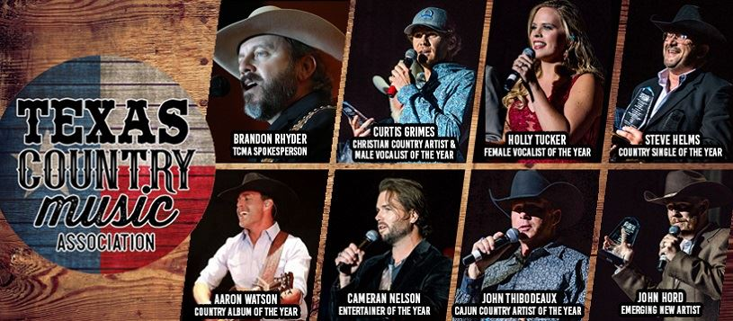 Texas Country Music Association 2019 Awards Show