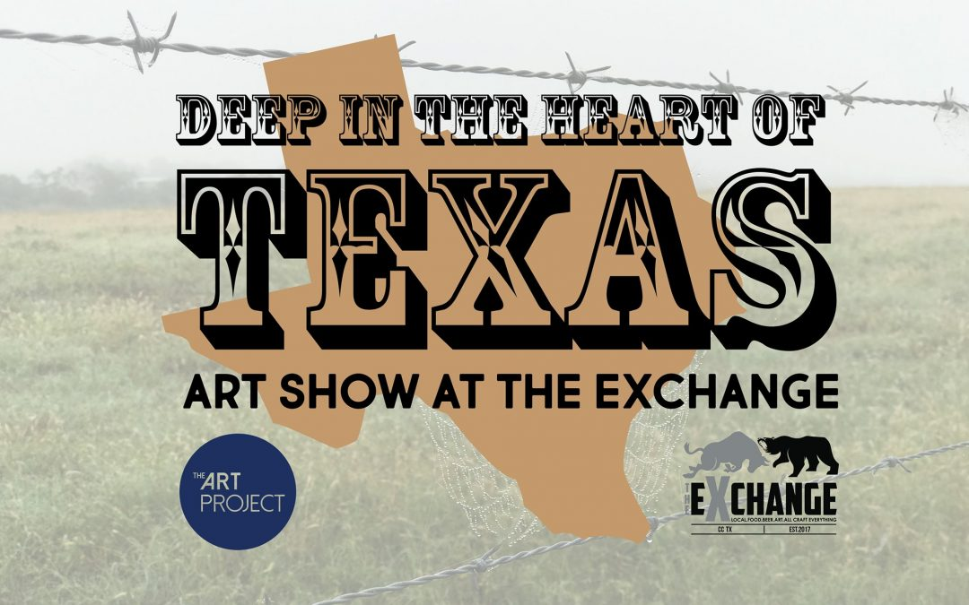 Deep in the Heart of Texas Art Show