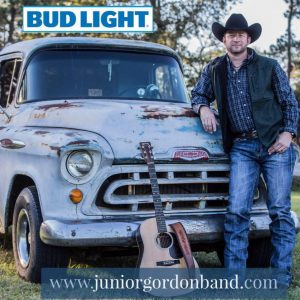 Junior Gordon Band @ Chuters Dance Hall and Saloon