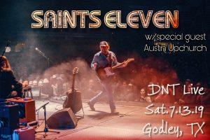 Saints Eleven @ Del Norte Tacos