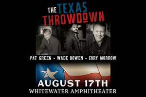 The Texas Throwdown @ Whitewater Ampitheater