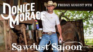 Donice Morace @ Sawdust Saloon