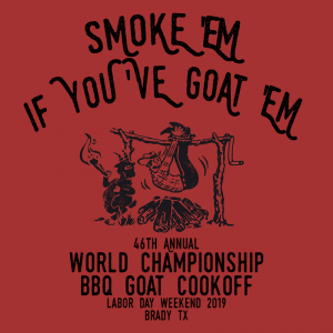 Goat Cook Off with Cooper Wade and Koe Wetzel @ Richards Park