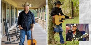 Jason Allen, Clay Hollis & Mario Vera @ River Road Ice House