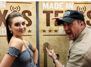 Studio Sessions with Natalie Rose @ Made In Texas Radio