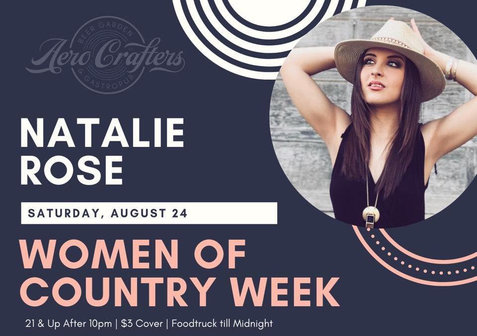 Women of Country Music Week – Natalie Rose
