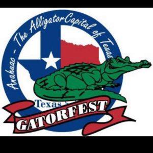 Texas Gator Fest @ Fort Anahuac Park