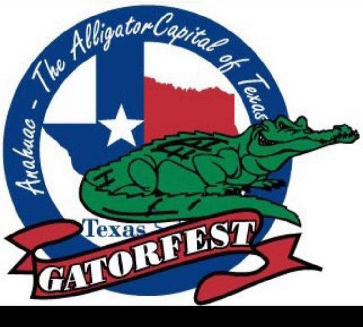 Texas Gator Fest