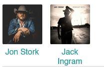 Jon Stork and Jack Ingram - Advocare Texas Kickoff @ NRG Park