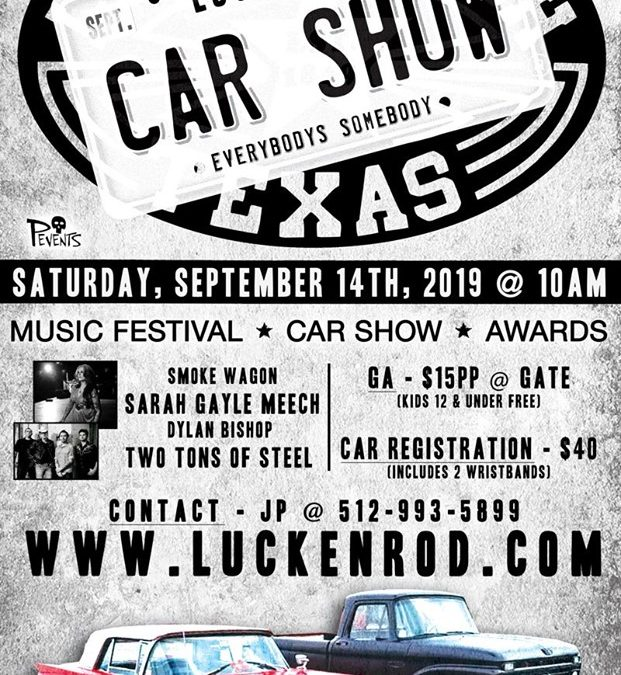LuckenRod Car Show and Music Festival