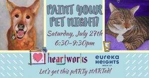 Paint your Pet Night! @ Eureka Heights Brewery