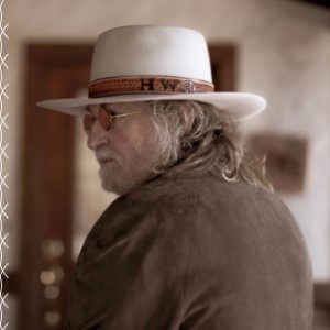 Ray Wylie Hubbard Livestream Event @ Saxon Pub Facebook page