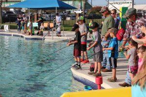 KIDFISH - Blue Bell Aquatic Center @ Blue Bell Aquatic Center