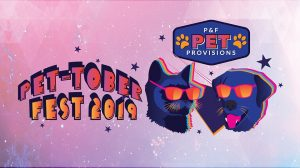 Pet-Tober Fest 2019 @ The Domain