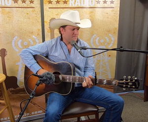 Studio Sessions - David Adam Byrnes @ Made in Texas Radio