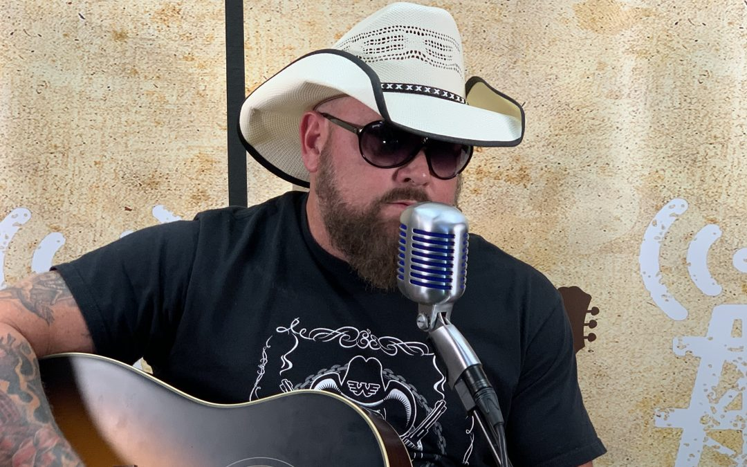 Studio Sessions – Creed Fisher   Live