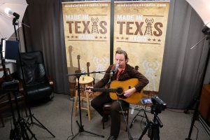 Studio Sessions - Jason James @ Made In Texas Radio