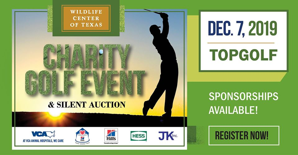 Wildlife Center of Texas – Charity Golf Event