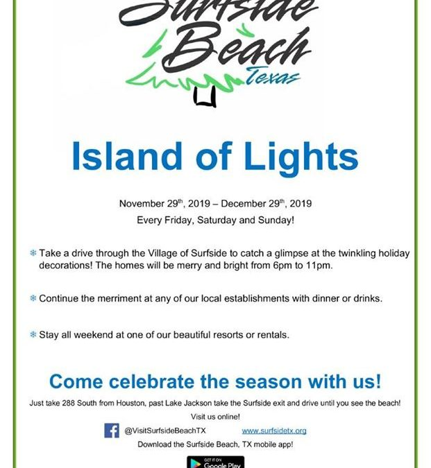 Surfside Beach – Island of Lights