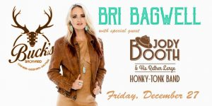Bri Bagwell @ 4 Star Concert Hall, Sidebar and Sports Bar
