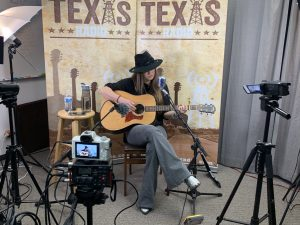 Studio Sessions - Jade Marie Patek @ Made In Texas Radio