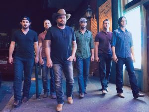 Randy Rogers Band @ Boggus Ford Events Center