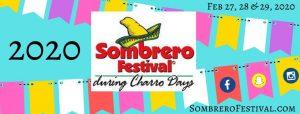 Sombrero Festival with Lauren Corzine @ Washington Park