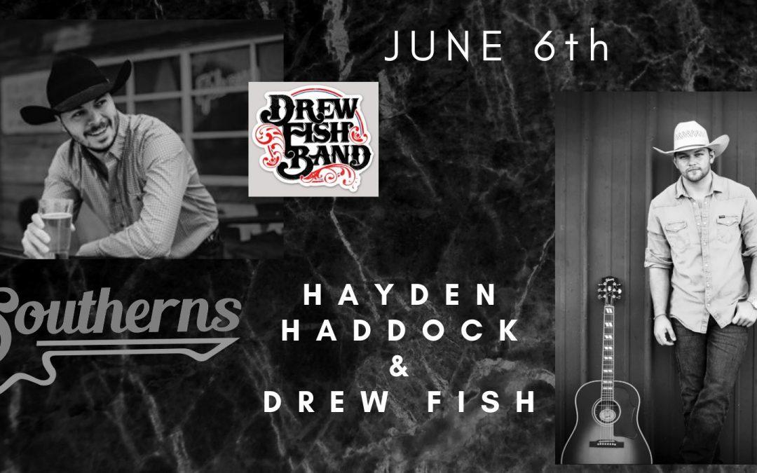 Hayden Haddock & Drew Fish