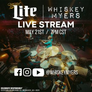Whiskey Myers Livestream