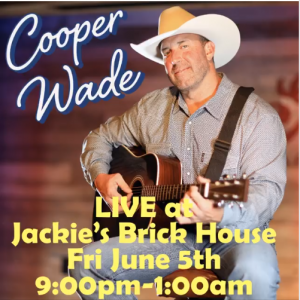 Cooper Wade and Chad Prather @ District 2.4.9 Bar & Grill