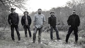 Reckless Kelly Album Release @ Paramount Theatre