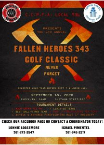 Fallen Heroes 343 Golf Classic @ Corpus Christi Country Club