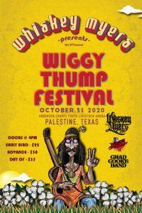 Wiggle Thump Festival @ Anderson County You Livestock Pavillion
