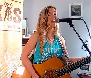 Heather Rayleen Live in Studio @ Made In Texas Radio