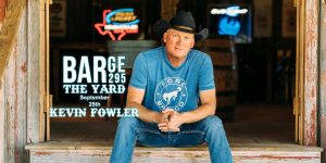Kevin Fowler @ Barge 295