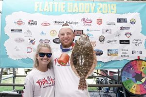 Who's Your Flattie Daddy Flounder Fishing Tournament @ Galveston County Fair Grounds